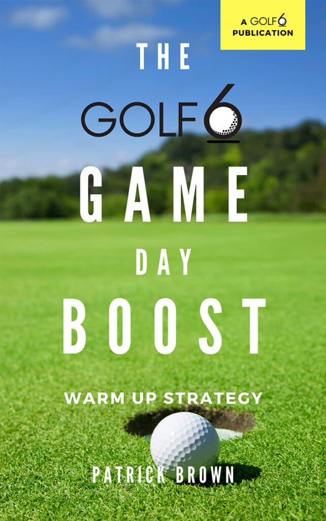 GOLF6 Game Day Boost Warm Up Strategy